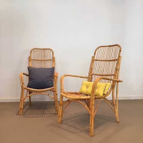 fauteuils en rotin scandinave general store paris